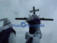 Venerdì Santo 2009: il cielo si oscura dopo la crocifissione di Cristo-5.  - Villarosa (4020 clic)