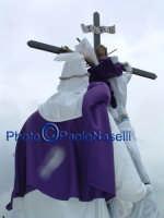 Venerdì Santo 2009: il cielo si oscura dopo la crocifissione di Cristo-6.  - Villarosa (5092 clic)