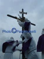 Venerdì Santo 2009: il cielo si oscura dopo la crocifissione di Cristo-7.  - Villarosa (4802 clic)