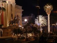 Natale 2003:luci al Teatro Massimo (2). PALERMO Paolo Naselli