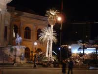 Natale 2003:luci al Teatro Massimo (3). PALERMO Paolo Naselli