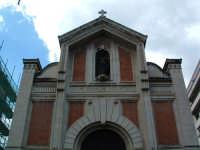 Chiesa di S.Rosalia, facciata (Arch. Ernesto Basile) PALERMO Paolo Naselli