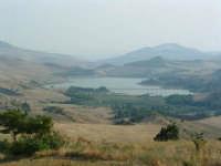 Diga di Villarosa, vista da contrada Gaspa  - Villarosa (5633 clic)