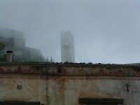 Nebbia di maggio sulla torre dell'orologio.  - Galati mamertino (4323 clic)