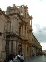 Chiesa di S.Carlo Borromeo e Collegio dei Gesuiti  - Noto (2665 clic)
