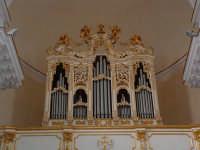 Chiesa di S.Carlo Borromeo, l'organo  - Noto (2038 clic)