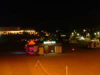 Noto Marina, chiosco sulla spiaggia  - Noto (2000 clic)