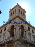 Palazzo Comm. Antonio Bruno,scorcio (progettista Arch. Paolo Lanzerotti, 1910).  - Ispica (1719 clic)