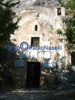 Cava d'Ispica, chiesetta rupestre scavata nella roccia.  - Ispica (1135 clic)