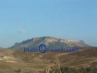 Enna vista dalla Diga sul Fiume Morello. VILLAROSA Paolo Naselli