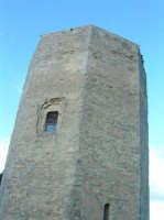 Torre di Federico,veduta dal basso. ENNA Paolo Naselli