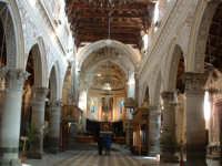 Duomo, veduta interna. ENNA Paolo Naselli