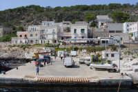 il porto  - Levanzo (4491 clic)