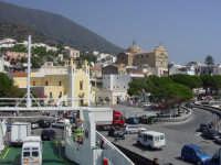 il porto  - Salina (3889 clic)