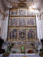 altare chiesa s. giorgio MODICA michele patti
