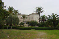 il giardino del castello  - Donnafugata (3660 clic)