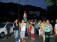 arrivo della madonnina sorriso dei giovani  - Roccalumera (5652 clic)