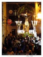 Processione del SS crocifisso sulle vie di Carini  - Carini (12269 clic)