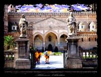 Cattedrale di Palermo  - Palermo (1887 clic)