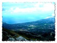 Golfo di Carini presa dalla montagna lunga  - Carini (9599 clic)