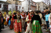 Costumi albanesi pasquali  - Piana degli albanesi (14821 clic)