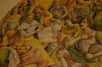 Galleria L.Sturzo - particolare pannello CALTAGIRONE luciano spampinato