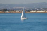 Vela sul mare  - Siracusa (3827 clic)