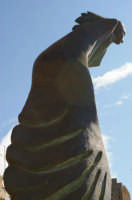 Donna in fuga  - Caltagirone (7488 clic)