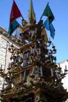Omaggio a S.Agata -candelora-  - Catania (3181 clic)