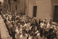 Processione in onore di S.Calogero  - Agrigento (5035 clic)