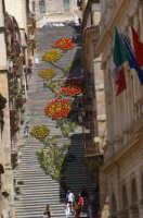 Scala Maria SS.del Monte infiorata  - Caltagirone (7929 clic)