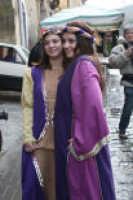 Costumi medioevali - Sagra della cuccia 2008  - San michele di ganzaria (2885 clic)