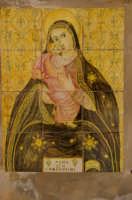 Pannello ceramico Madonna di Conadomini  - Caltagirone (4653 clic)