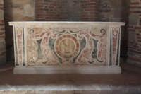 Basilica SS.Pietro e Paolo -altare-  - Casalvecchio siculo (7671 clic)