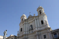 Sant.S.Francesco d'Assisi e monumento al Card.Dusmet  - Catania (3422 clic)