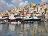 Porto di Sciacca  - Sciacca (3719 clic)