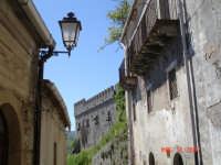 Particolare del Castello  - Montalbano elicona (4928 clic)