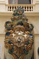 Ceramica caltagironese visualizzante S.Giacomo  - Caltagirone (3196 clic)