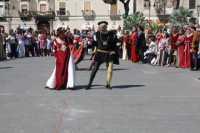 Danza medioevale  - Catania (3080 clic)