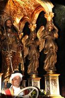 Fercolo di S.Giacomo in processione  - Caltagirone (5676 clic)