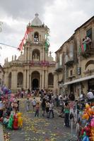 Festa e chiesa di San Paolo  - Palazzolo acreide (6018 clic)