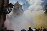 Festa di San Paolo -onori al Santo-  - Palazzolo acreide (3231 clic)