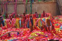 Festa di San Paolo - i colori della festa-  - Palazzolo acreide (3101 clic)