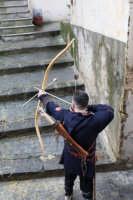 Sagra della Cuccia 2008 - Arciere -  - San michele di ganzaria (2479 clic)