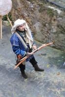 Sagra della Cuccia 2008 - Arciere -  - San michele di ganzaria (2664 clic)