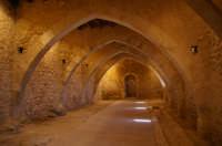 Interno Castello  - Mussomeli (2786 clic)