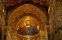 Duomo - Cristo Pantocratore  - Monreale (4864 clic)