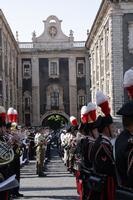 Le Forze schierate  - Catania (4689 clic)