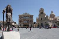 Piazza Carafa  - Grammichele (10712 clic)