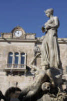 Fontana -particolare -  - Siracusa (4296 clic)